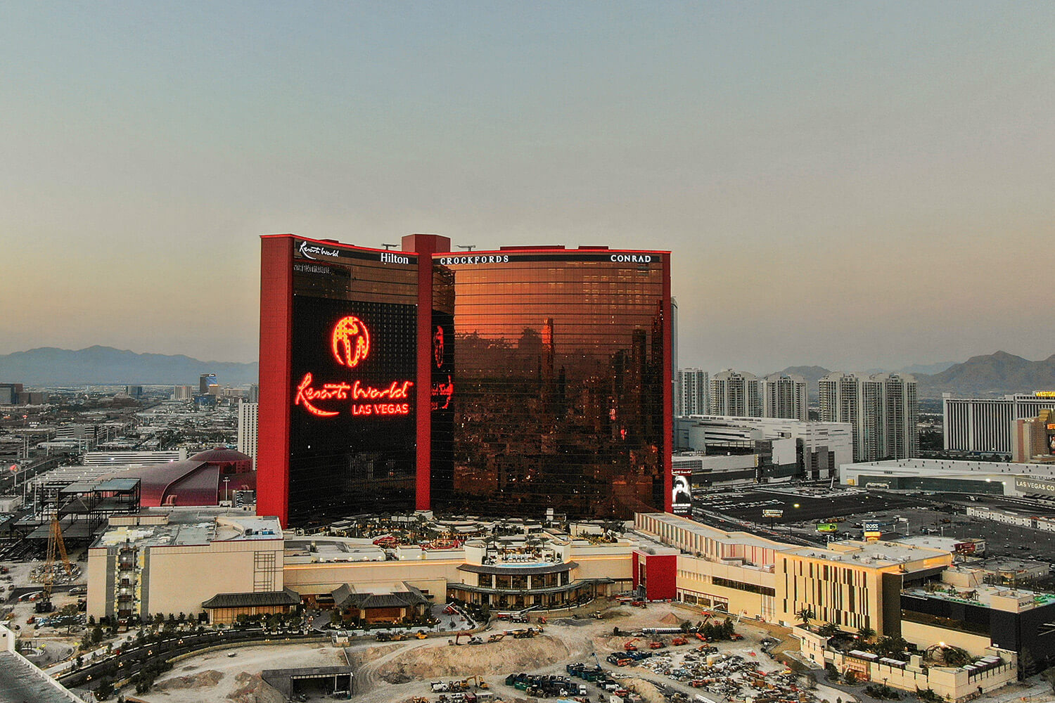 resorts-world-las-vegas-comes-alive-with-cheers,-parties